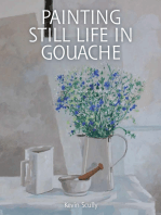 Painting Still Life in Gouache