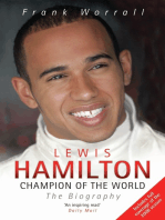 Lewis Hamilton - Champion of the World - The Biography