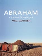 Abraham: A Journey Through Lent