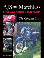 AJS and Matchless Post-War Singles and Twins