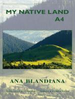 My Native Land A4: Patria Mia A4