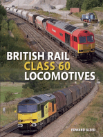 British Rail Class 60 Locomotives