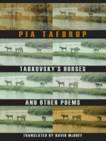Tarkovsky's Horses and other poems