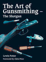Art of Gunsmithing: The Shotgun