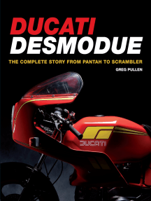 Ducati Desmodue: The Complete Story from Pantah to Scrambler