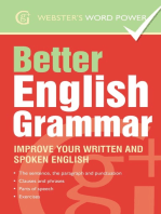 Webster's Word Power Better English Grammar