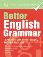 Webster's Word Power Better English Grammar