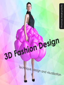 3D Fashion Design by Thomas Makryniotis - Book - Read Online