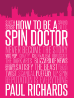 How to Be a Spin Doctor