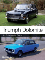 Triumph Dolomite