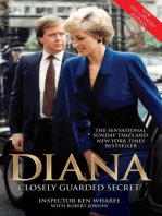 Diana - Closely Guarded Secret - New and Updated Edition