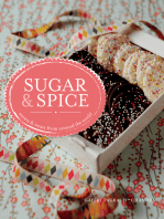 Sugar & Spice: sweets & treats from around the world