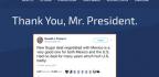 How Trump's Trade Talks (and Tweets) Got Sickeningly Sweet