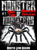Monster of Monsters #1 Part Two