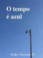 O tempo é azul