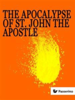 The apocalypse of St. John the Apostle