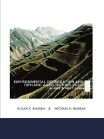 Environmental Degradation and Dryland Agro-Technologies in Northwest China