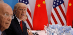 Trump Discusses the North Korea 'Menace' With China's President