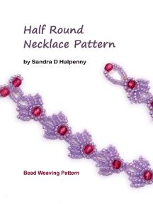 Half Round Bracelet Pattern