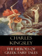 The Heroes of Greek Fairy Tales