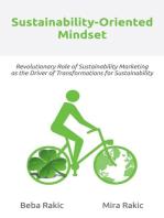 Sustainability-Oriented Mindset