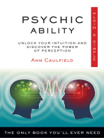 Psychic Ability Plain & Simple