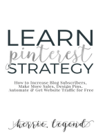 Learn Pinterest Strategy