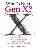 What's Next, Gen X?