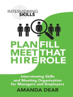 Plan. Meet. Hire. - Interviewing Skills
