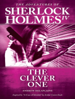 """The Clever One - Inspired by """"A Case of Identity"""" by Arthur Conan Doyle"""