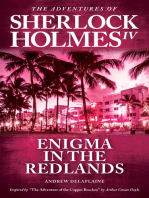 "Enigma in the Redlands - Inspired by ""The Adventure of the Copper Beeches"" by Arthur Conan Doyle"