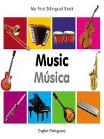 My First Bilingual Book–Music (English–Portuguese)