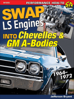 Swap LS Engines into Chevelles & GM A-Bodies