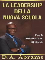 La leadership della nuova scuola