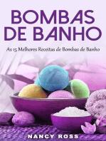 Bombas de Banho