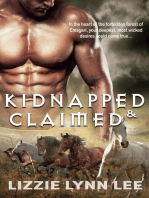 Kidnapped and Claimed