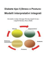 Diabete tipo II, stress e postura