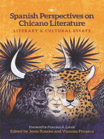 Spanish Perspectives on Chicano Literature: Literary and Cultural Essays