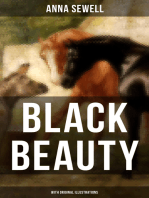 BLACK BEAUTY (With Original Illustrations)