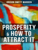 PROSPERITY & HOW TO ATTRACT IT