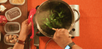 Cooking Collard Greens With A West African And Caribbean Twist