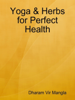 Yoga & Herbs for Perfect Health