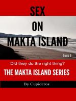 Sex On Makta Island Book 5