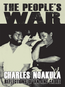 People's War: Reflections of an ANC Cadre