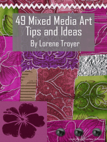 49 Mixed Media Art Ideas: An Idea-Generating List to Inspire You