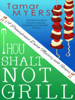 Thou Shalt Not Grill