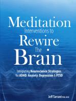 Meditation Interventions to Rewire the Brain