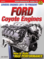 Ford Coyote Engines