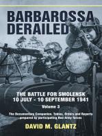 Barbarossa Derailed. Volume 3