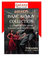Galaxy's Isaac Asimov Collection Volume 1